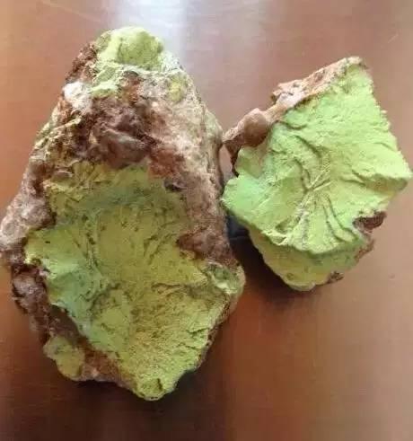 最全的绿松石分类